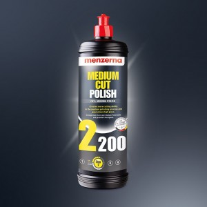 Medium Cut Polish 2200
